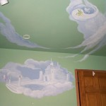 Ciana's Room Mural (ceiling detail)