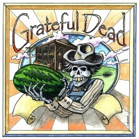 Regional Winner of the Grateful Dead Dick's Picks Album cover contest, 2002