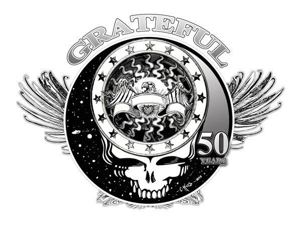 50 Years of Grateful Dead